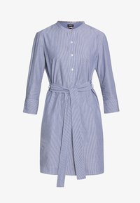 Barbour - LUCIE DRESS - Shirt dress - navy/white - 5
