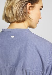 Barbour - LUCIE DRESS - Shirt dress - navy/white - 4