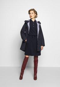 Barbour - BARBOUR PORTSDOWN DRESS - Shirt dress - navy - 1