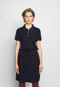 Barbour - BARBOUR PORTSDOWN DRESS - Shirt dress - navy - 0