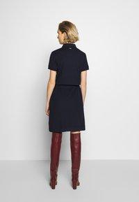 Barbour - BARBOUR PORTSDOWN DRESS - Shirt dress - navy - 2