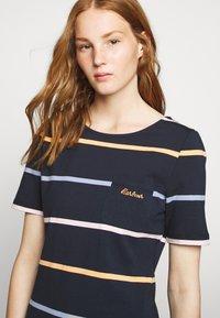 Barbour - STOKEHOLD DRESS - Jersey dress - navy - 4