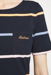 Barbour - STOKEHOLD DRESS - Jersey dress - navy - 6