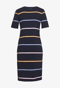 Barbour - STOKEHOLD DRESS - Žerzejové šaty - navy - 1