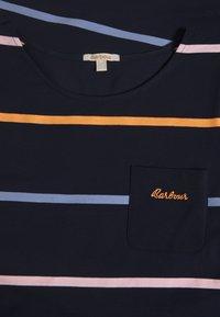 Barbour - STOKEHOLD DRESS - Žerzejové šaty - navy - 2