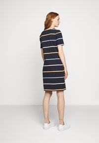 Barbour - STOKEHOLD DRESS - Jersey dress - navy - 2