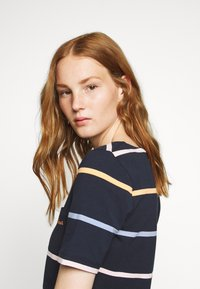 Barbour - STOKEHOLD DRESS - Jersey dress - navy - 3