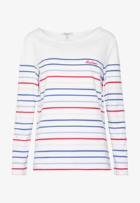 Barbour - BARBOUR HAWKINS  - Long sleeved top - white multi - 5