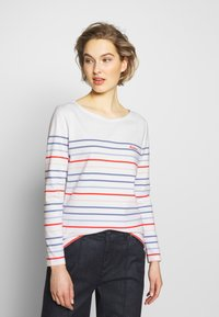 Barbour - BARBOUR HAWKINS  - Long sleeved top - white multi - 0