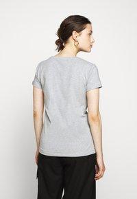 Barbour - OYSTERCATCHER TEE - Print T-shirt - grey marl - 2