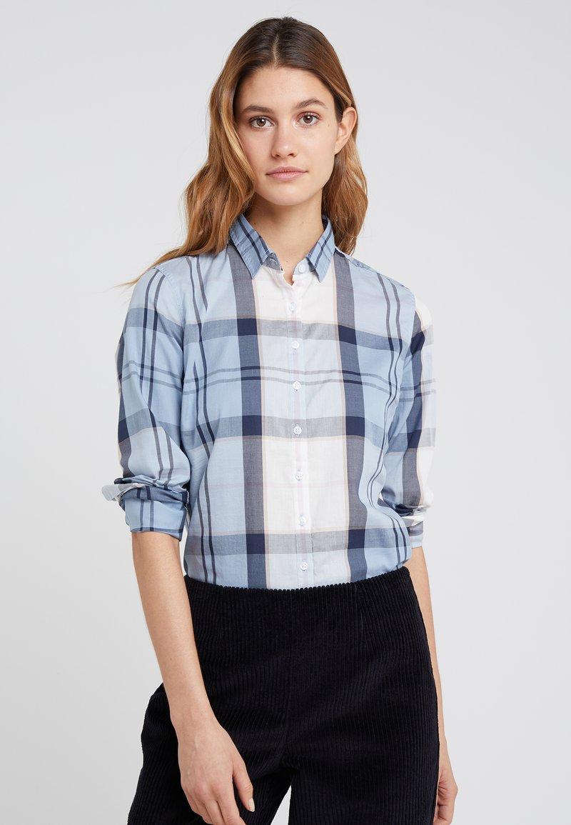 Barbour - CAUSEWAY SHIRT - Košile - fade blue tartan