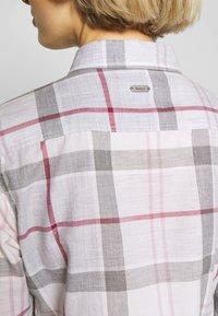 Barbour - CAUSEWAY SHIRT - Button-down blouse - multi-coloured - 4