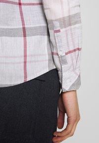 Barbour - CAUSEWAY SHIRT - Button-down blouse - multi-coloured - 6