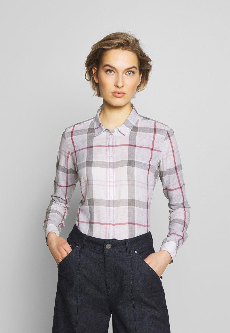 Barbour - CAUSEWAY SHIRT - Button-down blouse - multi-coloured