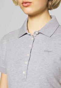 Barbour - BARBOUR PORTSDOWN  - Polo shirt - grey marl/platinum - 4