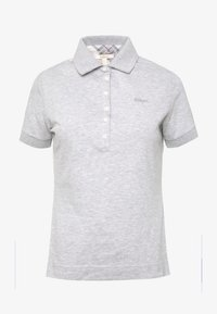 Barbour - BARBOUR PORTSDOWN  - Polo shirt - grey marl/platinum - 3