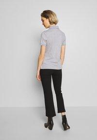 Barbour - BARBOUR PORTSDOWN  - Polo shirt - grey marl/platinum - 2