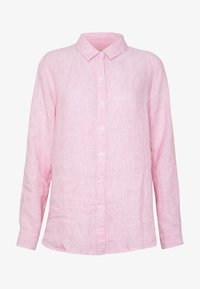 Barbour - Button-down blouse - pink/white - 5