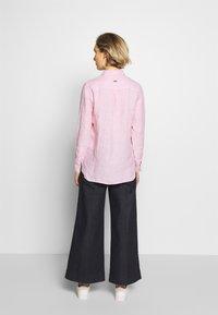 Barbour - Hemdbluse - pink/white - 2