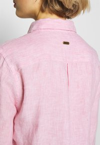Barbour - Button-down blouse - pink/white - 4