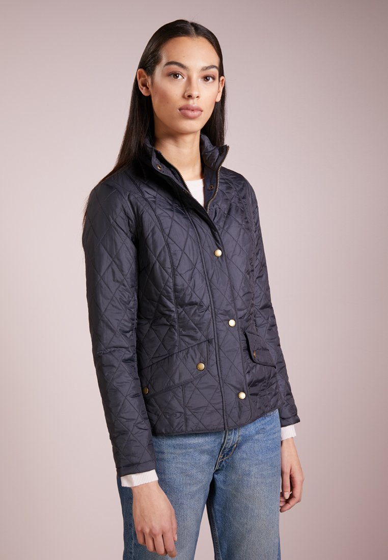 Barbour - FLYWEIGHT CAVALRY QUILT - Light jacket - navy
