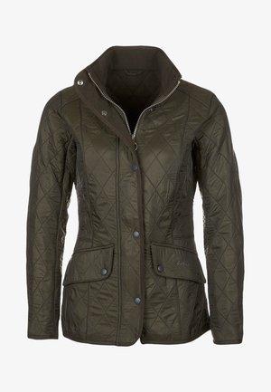 POLARQUILT - Light jacket - dark olive