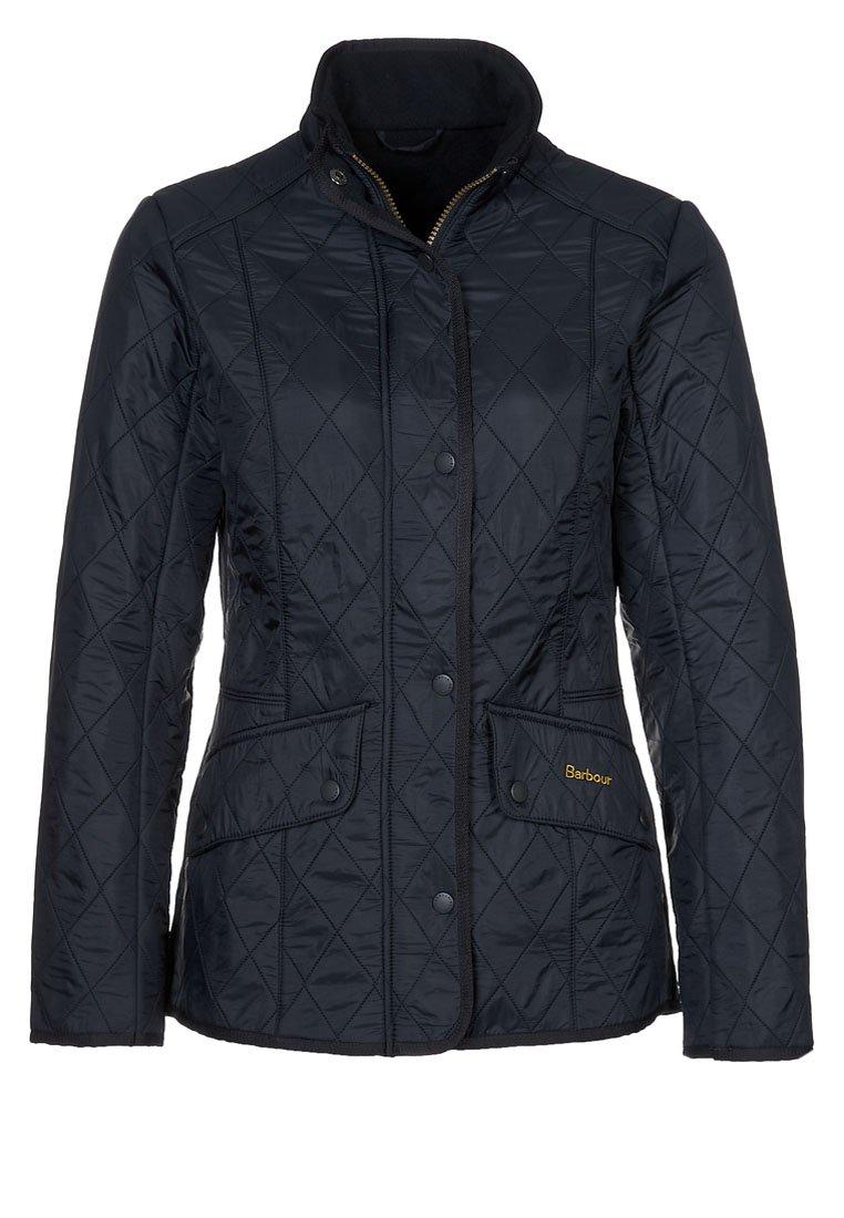 Barbour - POLARQUILT - Light jacket - black