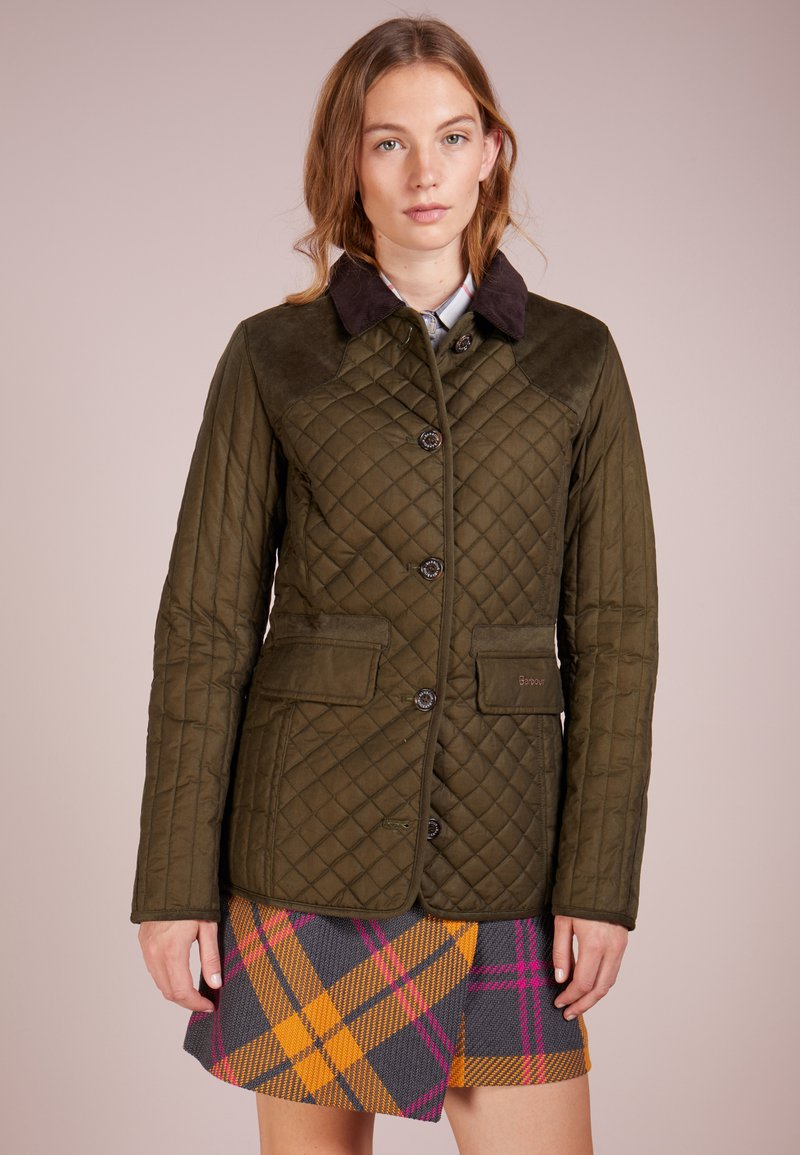 Barbour - DUNNOCK - Jas - archive olive