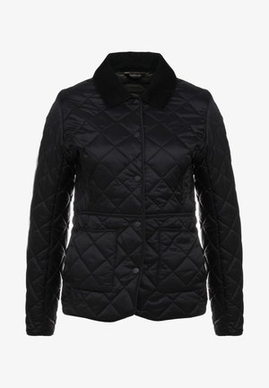 DEVERON QUILT - Light jacket - black