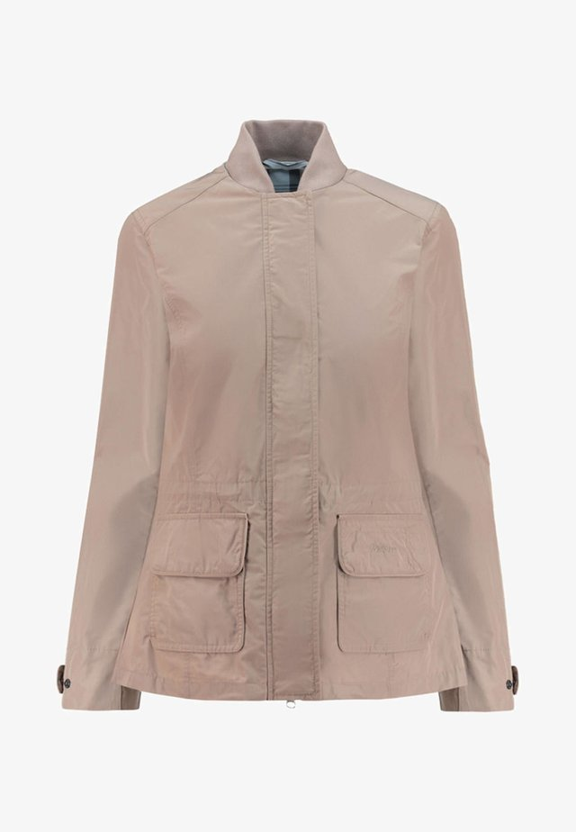 DOCKRAY CASUAL - Summer jacket - camel