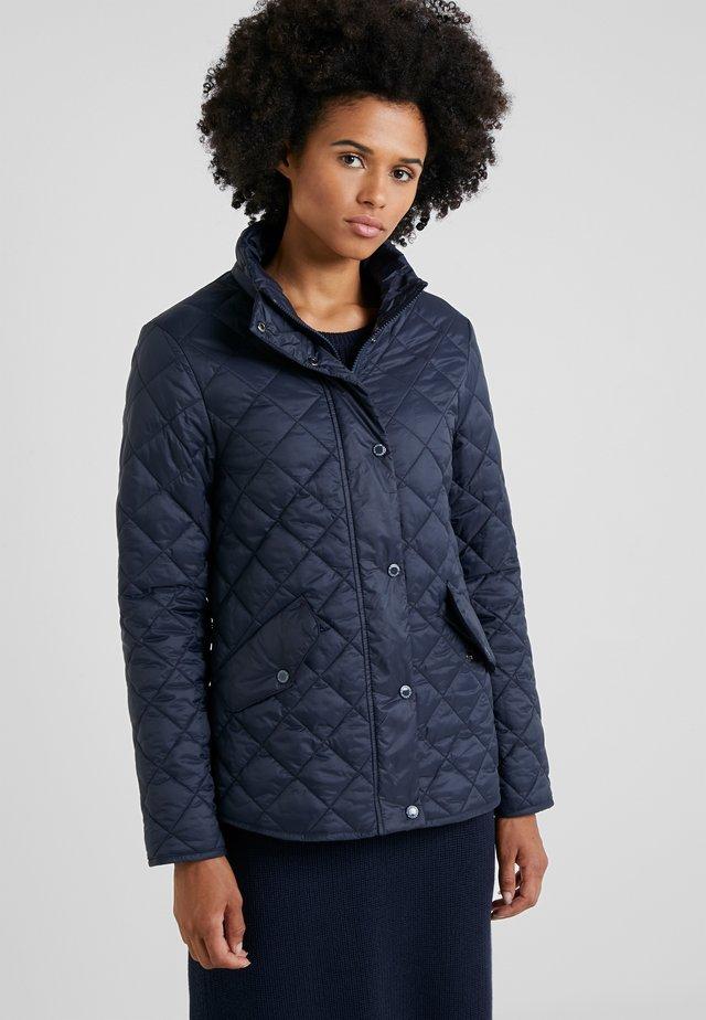 INSHORE QUILT - Light jacket - navy
