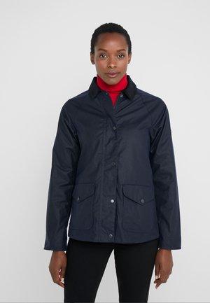 BARBOUR CLIFFTOP  - Summer jacket - royal navy