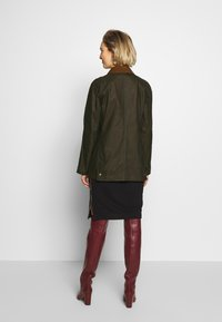 Barbour - BARBOUR LIGHTWEIGHT BEADNELL - Short coat - archive olive - 2