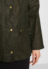 Barbour - BARBOUR LIGHTWEIGHT BEADNELL - Short coat - archive olive - 5