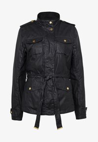 Barbour - MACKAY WAX - Waterproof jacket - royal navy - 4