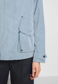 Barbour - ARIA JACKET - Leichte Jacke - chalk blue - 6