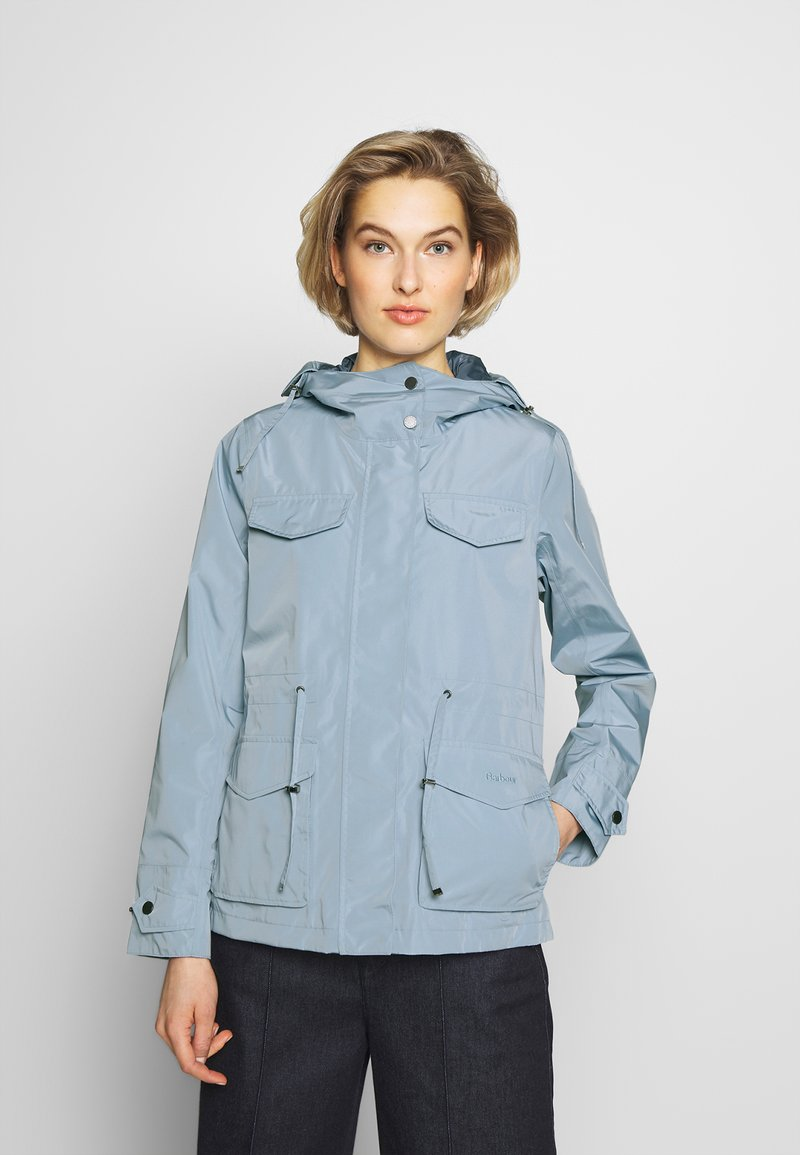 Barbour - ARIA JACKET - Leichte Jacke - chalk blue