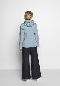 Barbour - ARIA JACKET - Leichte Jacke - chalk blue - 2