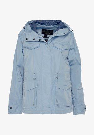 ARIA JACKET - Leichte Jacke - chalk blue