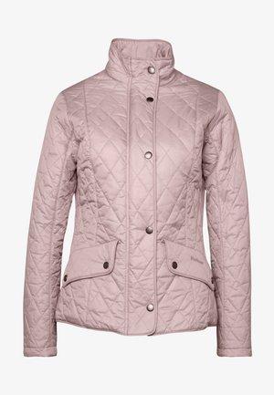 FLYWEIGHT CAVALRY QUILT - Light jacket - blossom