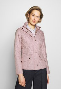 Barbour - FLYWEIGHT CAVALRY QUILT - Light jacket - blossom - 0
