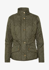 Barbour - FLYWEIGHT CAVALRY QUILT - Light jacket - olive - 4