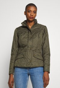 Barbour - FLYWEIGHT CAVALRY QUILT - Light jacket - olive - 0