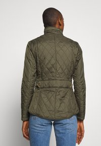 Barbour - FLYWEIGHT CAVALRY QUILT - Light jacket - olive - 2