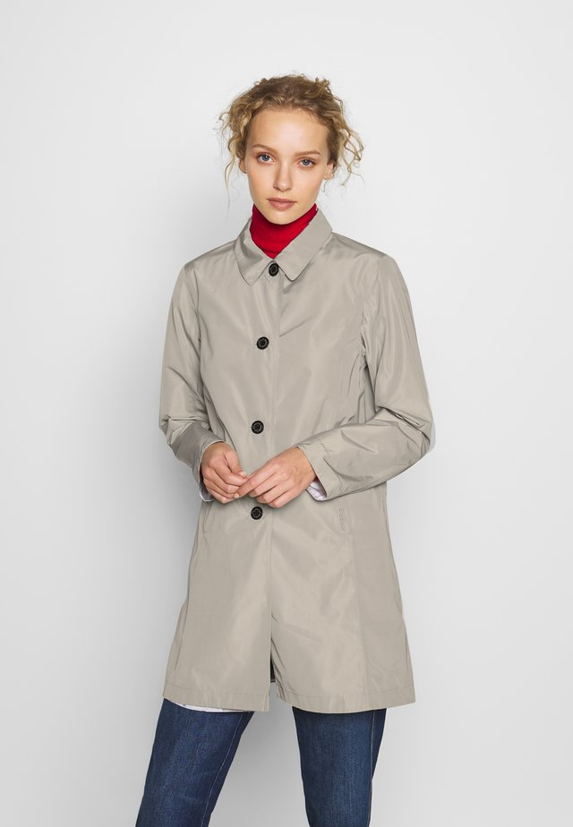 BABBITY JACKET - Short coat - mist/platinum tartan