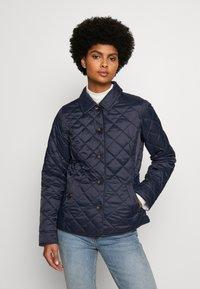 Barbour - FREYA QUILT - Light jacket - navy - 0