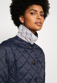 Barbour - FREYA QUILT - Light jacket - navy - 7