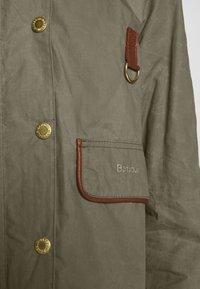 Barbour - RE-ENGINEERED SPEY - Summer jacket - olive - 6