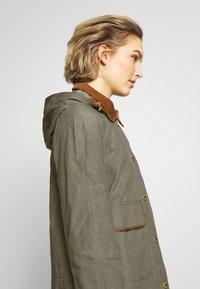 Barbour - RE-ENGINEERED SPEY - Summer jacket - olive - 4
