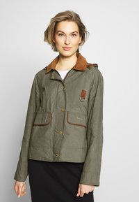 Barbour - RE-ENGINEERED SPEY - Summer jacket - olive - 0